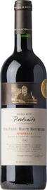 Вино красное сухое «Chateau Haut-Bourcier» 2011 г.