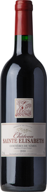 Вино красное сухое «Chateau Saint-Elisabeth» 2012 г.