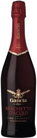 Игристое вино красное сладкое «Gancia Brachetto d'Acqui»
