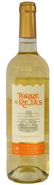 Вино белое полусладкое «Torre De Rejas Semisweet»