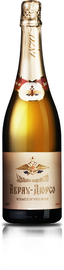 Российское шампанское белое брют «Абрау-Дюрсо» коллекционное