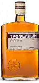 Коньяк российский «Трофейный»
