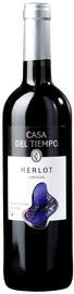 Вино красное сухое «Casa Del Tiempo Merlot Castilia»