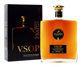 Коньяк французский «Frapin VSOP Grande Champagne, 0.5 л» в подарочной упаковке