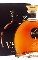 Коньяк французский «Frapin VSOP Grande Champagne, 0.35 л» в подарочной упаковке