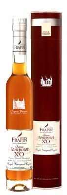 Коньяк французский «Frapin Domaine Chateau de Fontpinot XO Grande Champagne, 0.35 л» в тубе