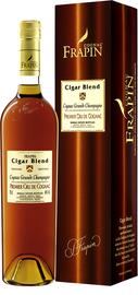 Коньяк французский «Frapin Cigar Blend Vieille Grande Champagne» в подарочной упаковке