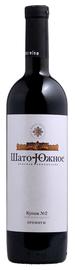 Вино красное сухое «Шато Южное Купаж №2» 2013 г.