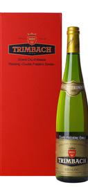 Вино белое полусухое «Trimbach Riesling Cuvee Frederic Emile» 1998 г., в подарочной упаковке