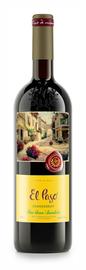 Вино столовое белое полусладкое «Эль Пасо Шардоне»