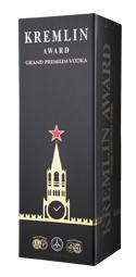 Водка «Kremlin Award» в подарочной упаковке