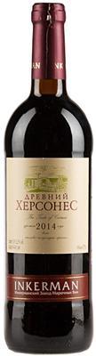 Вино красное полусладкое «Древний Херсонес»