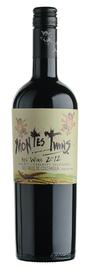 Вино красное сухое «Montes Twins» 2012 г.
