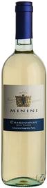 Вино белое сухое «Minini Chardonnay» 2012 г.