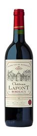 Вино красное сухое «Chateau Lafont» 2012 г.