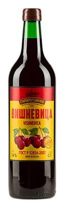 Вино фруктовое (плодовое) полусладкое «Вишневица»