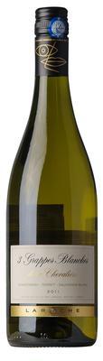 Вино белое сухое «Chevalier d'Anthelme» 2014 г.