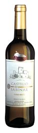Вино столовое белое сухое «Castillo Del Sabinar»