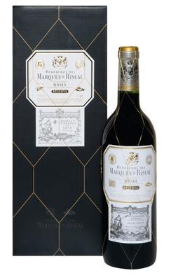 Вино красное сухое «Marques de Riscal Reserva, 1.5 л» 2011 г., в подарочной упаковке