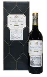 Вино красное сухое «Marques de Riscal Reserva» 2011 г., в подарочной упаковке