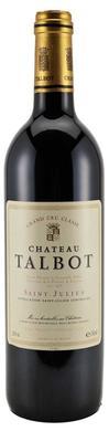 Вино красное сухое «Chateau Talbot» 2012 г.