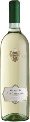 Вино белое сухое «Conti Serristori Vernaccia di San Gimignano» 2014 г.