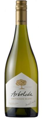 Вино белое сухое «Arboleda Sauvignon Blanc» 2014 г.