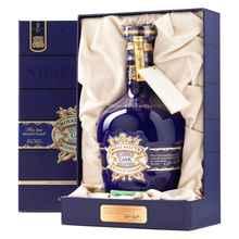 Виски шотландский «Chivas Royal Salute 100 Cask» в подарочной упаковке