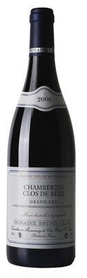 Вино красное сухое «Chambertin Clos de Beze Grand Cru» 2009 г.