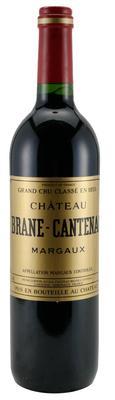 Вино красное сухое «Chateau Brane-Cantenac Grand Cru Classe» 2003 г.