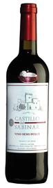 Вино столовое красное полусладкое «Castillo Del Sabinar»