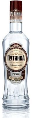 Водка особая «Путинка Ржаная Особая»
