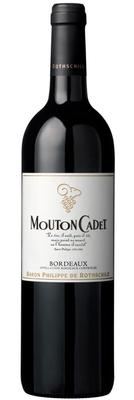 Вино красное сухое «Mouton Cadet Bordeaux Rouge, 0.75 л» 2013 г.