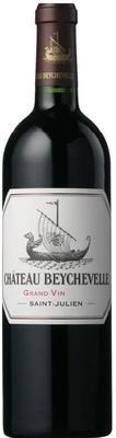 Вино красное сухое «Chateau Beychevelle, 0.375 л» 2012 г.