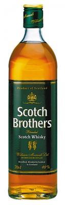 Виски шотландский «Scotch Brothers, 0.5 л»