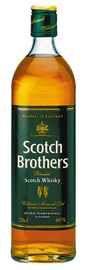 Виски шотландский «Scotch Brothers, 0.7 л»