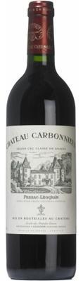 Вино красное сухое «Chateau Carbonnieux Rouge» 2008 г.