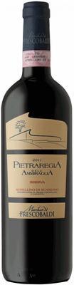 Вино красное сухое «Pietraregia dell Ammiraglia Morellino di Scansano Riserva» 2012 г.