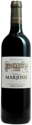 Вино красное сухое «Chateau Marjosse» 2012 г.