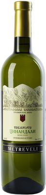 Вино белое сухое «Metreveli Tsinandali» 2014 г.