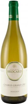 Вино белое сухое  «Jean-Marc Brocard Chablis Grand Cru Bougros» 2012 г.