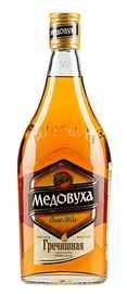 Настойка горькая «Медовуха гречишная» с ароматом меда