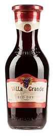 Вино столовое красное сухое «Villa Grande»