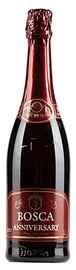 Винный напиток газированный красный сладкий «Bosca Anniversary Red Label»
