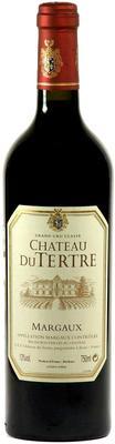 Вино красное сухое «Chateau du Tertre Grand Cru Classe» 2008 г.