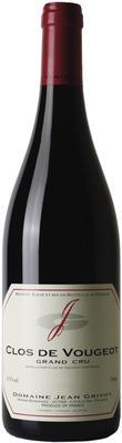 Вино красное сухое «Domaine Jean Grivot Clos de Vougeot Grand Cru» 2008 г.