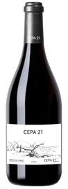Вино красное сухое «Cepa 21» 2011 г.