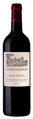 Вино красное сухое «Chateau Beaumont Chateau D'Arvigny, 0.75 л» 2012 г.