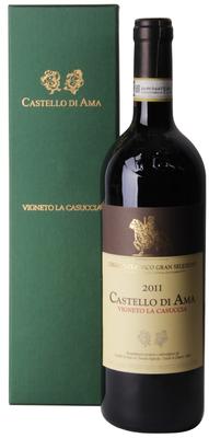 Вино красное сухое «Castello di Ama Chianti Classico Vigneto La Casuccia» 2011 г.