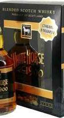 Виски шотландский «White Horse 1900» + 2 стакана